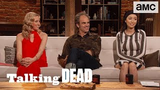 'What If Simon Won the Fight Against Negan?' Fan Questions Ep. 815 | Talking Dead