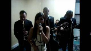 baby come to me cover by HALF CADENCE BAND