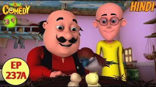 Motu Patlu | Bazoon Se Takkar  | Cartoon in Hindi for Kids | Funny Cartoon Video width=