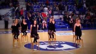 TROPHEE DU FUTUR - SHOW MI-TEMPS CHORALE BASKET - CREA DANCE