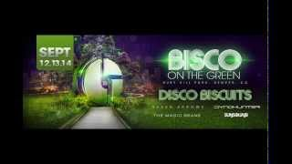 Disco Biscuits: Bisco on the Green, September 12-14, Denver, CO