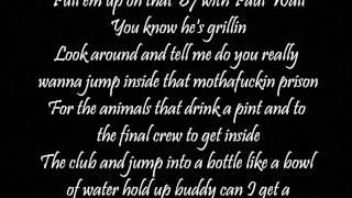 Yelawolf & Travis Barker - Push 'Em Lyrics