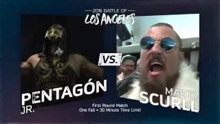 Previa PWG Bbattle of Los Angeles 2016