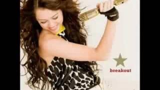 See You Again (Rock Mafia Remix)- Miley Cyrus- Lyrics HQ