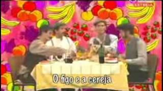 Gato Fedorento- Zé Carlos - Rústicos pelo Epicurismo
