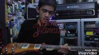 Sandi Sandow - Review ampli Russel Rdg20 & Guitar Rockwell BabyBlues