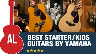 Best Starter/Kids Guitars (JR1, JR2, APXT2) from Yamaha!