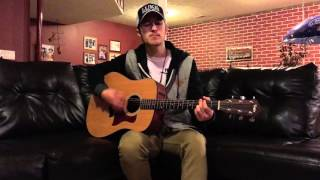 Stay A Little Longer by Brothers Osborne Cover - Dylan Schneider