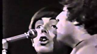 Beatles - Ticket to Ride (Live at Wembley Stadium 1965)