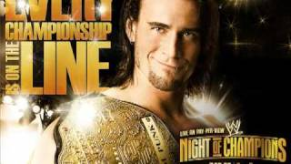 WWE Nights Of Champions 2009 *Official Theme Song*/*Official Poster*