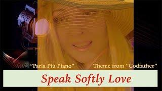 Parla Più Piano - Speak Softly Love SINGER PIANIST Nina Riche © Live Cover