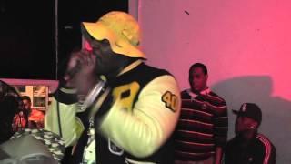 Smoke DZA live at the Impose 10yr anniversary party