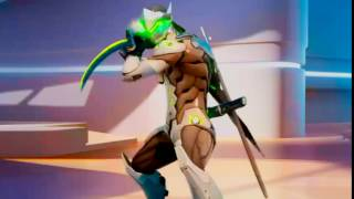 Ryujin no ken o kurae! Genji Ultimate Voice Clip (NO SOUND EFFECTS/VOICE ONLY)