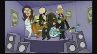 Dorothéia - Os The Putados - animação