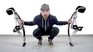 Testing My New Superhuman Legs
