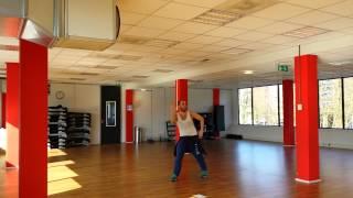 Caetano Veloso - Meia-Lua Inteira -Capoeira choreo