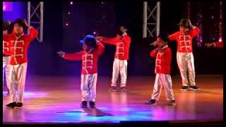 Little Michale Jackson performance by 3 5 yrs Children The Swingers Dance inc