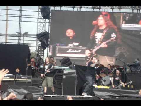 HORCAS 2011 – Destruccion (V8) Saludo de Walter Meza *Quito-Ecuador*