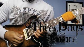 Three Days Grace: Human Race (Live) • Guitar cover by Rafael Freitas