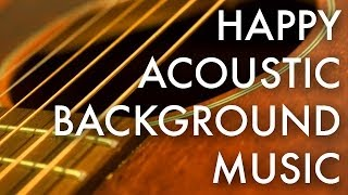 Happy Acoustic Background Music - Shining Through by Alumo