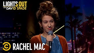 Sex Advice from a Middle School English Teacher - Rachel Mac - Lights Out with David Spade