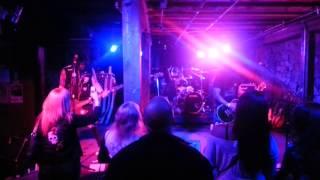 Kickin Valentina live at Masquerade