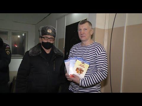 На Ямале, и в Красноселькупском районе, в частности, проходит сезонная пожарно-профилактическая операция «Жилье»