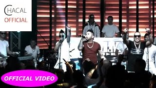 EL CHACAL Ft. JACOB FOREVER - MIRALA - (OFFICIAL VIDEO) (EN VIVO)