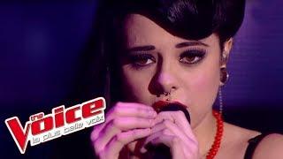 The Voice 2013 | Cécilia Pascal - Nightcall (Kavinsky) | Prime 2