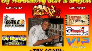 Try Again - Aaliyah salsa version - DJ Marlong Son y Sabor