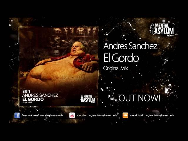 """""""El Gordo"""" de Andrés Sánchez."""