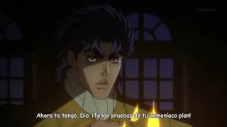 jojo tiene pruebas para el crimen de Dio | To be continued original