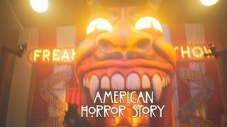 American Horror Story Maze at Halloween Horror Nights 2016 Universal Studios Hollywood