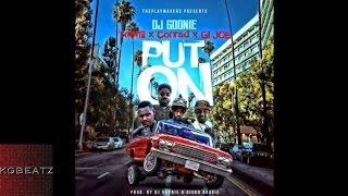 TeeFlii x Conrad x GI Joe - Yo Team [Prod. By DJ Goonie, Disko Boogie] [New 2015]