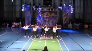 Závěrečná show tanečního studia DANCERS 4 YOU, Kralupy nad Vltavou