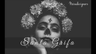 """Beat estilo: SANTA GRIFA o Cartel de Santa (Cumbia)  """"Este es mi Barrio"""""""