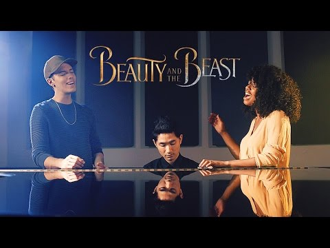 Beauty And The Beast En Espanol de Jennifer Hudson Letra y Video