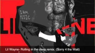 Lil Wayne- Rolling in the Deep. Adele (SFTW) mixtape 2011 HQ