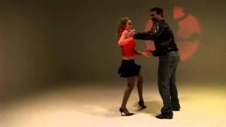 Cumbia - A bailar (8/8) - Academia de Baile