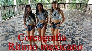 Coreografia:Ritmo Mexicano,MC GW