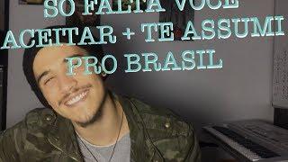 Só Falta Você Aceitar + Te Assumi pro Brasil - Hugo Henrique + Matheus e Kauan (Cover Hugo Rocha)