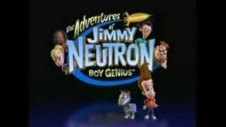 Jimmy Neutron theme song (credits version, instrumental)