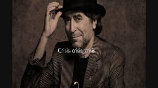 Crisis - Joaquín Sabina (con letra)