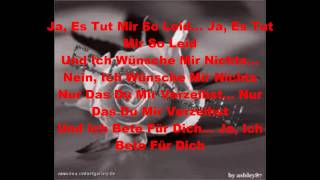 Bushido - Es tut mir so leid lyrics