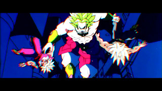 Broly : The Legendary Super Saiyan | Denzel Curry