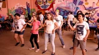 Evento Aperta Start - Just Dance 4, Macarena (Bayside Boys Mix)