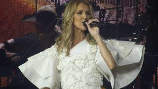 Celine Dion - How Does A Moment Last Forever - Live At The o2, London - Tues 20th June 2017