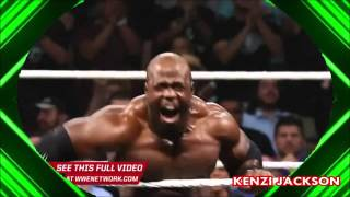 Apollo Crews With Bobby Lashley Final Theme