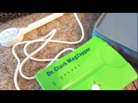 Dr Clark Magzapper (Magnetic Pulser)