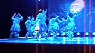 Swing da cor - Daniela Mercury en Teatro Broadway 17-09-11